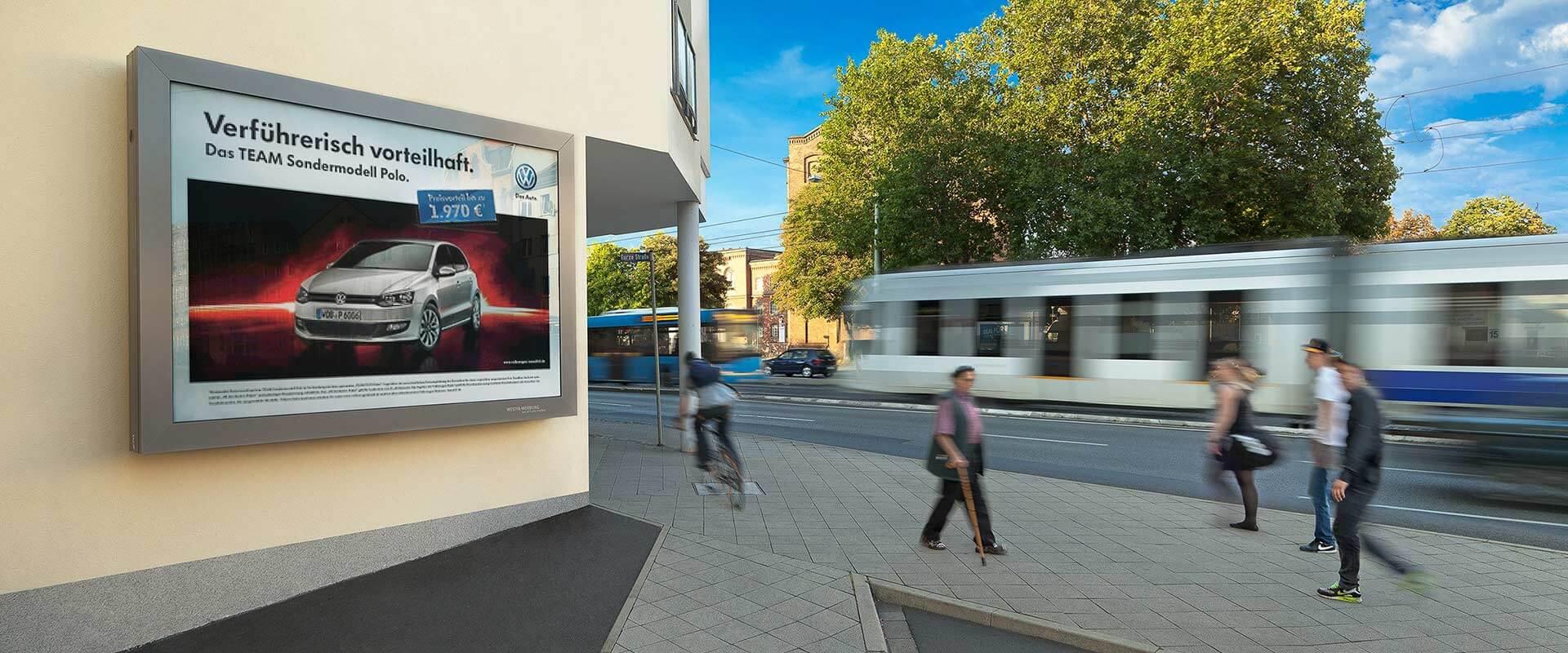 Plakatunion: Premium Billboard/Mega-Light